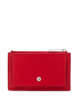 Bottega Veneta woven detailed card holder 609294VCPP3