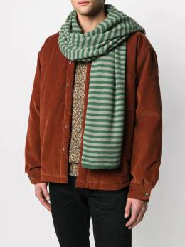Danielapi шарф в полоску DPS201R