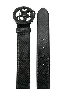 Just Cavalli Serpent-buckle belt S10TP0211P1171