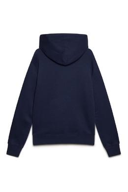 Темно-синее худи Polo Ralph Lauren 3023166251