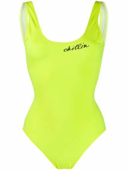 Natasha Zinko купальник Chillin с принтом SS1950878F