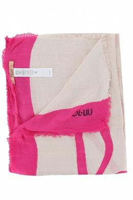 Двухцветный платок с принтом Liu Jo 1776167507