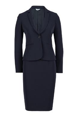 Темно-синий костюм с юбкой Liu Jo 1776167475