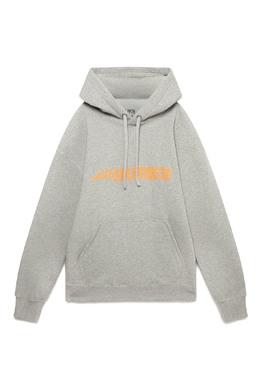 Худи с оранжевой надписью Calvin Klein 596167398
