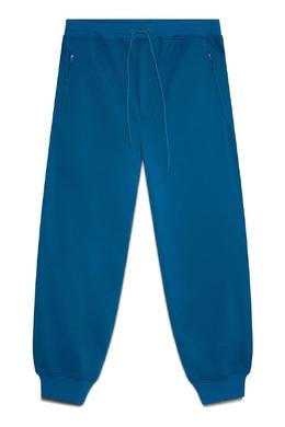 Ярко-синие брюки на кулиске Y-3 1044167391