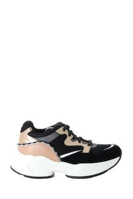 Разноцветные комбинированные кроссовки Liu Jo 1776167491
