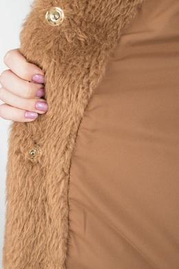Короткая шуба с накладными карманами Liu Jo 1776167450