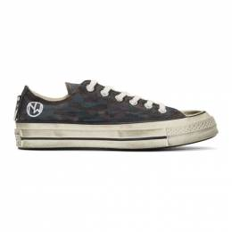 Undercover Black Converse Edition Chuck 70 Low Sneakers 191414M23700112GB