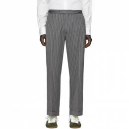 Loewe Grey William De Morgan Cuffed Trousers 201677M19101205GB