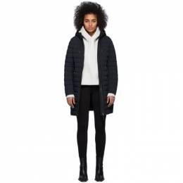 Mackage SSENSE Exclusive Black Down Calna Coat 201015F06103006GB