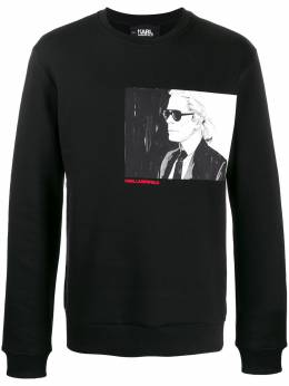 Karl Lagerfeld толстовка Karl Legend 200M1850999
