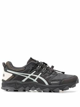 Asics ASICS 1021A257SUEDECARBON CARBON Furs & Skins->Leather 1021A257