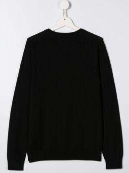 Calvin Klein Kids TEEN logo sweatshirt IB0IB00364