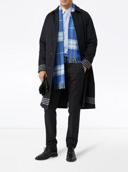 Burberry Classic Check cashmere scarf 8022682