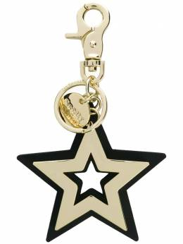 See By Chloe star shaped key ring CHS15SK26853