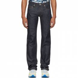 A.P.C. Indigo Raw New Standard Jeans 201252M18600802GB