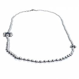 Chanel Faux Pearl Long Strand Necklace 247941
