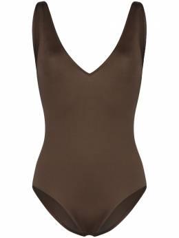 Asceno V-neck swimsuit B013FAB07COL15