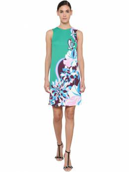 Printed Jersey Dress Emilio Pucci 71IM5T049-MDA10