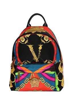 Printed Backpack Versace 71IA87001-RE5NMVQ1