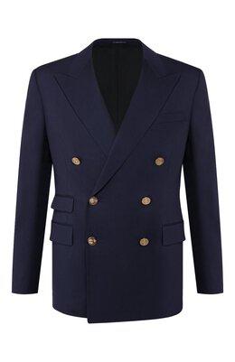 Шерстяной пиджак Ralph Lauren 798766049