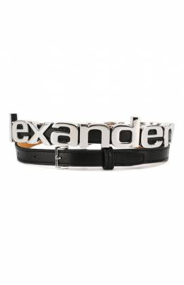 Кожаный ремень Alexander Wang 70C219I158