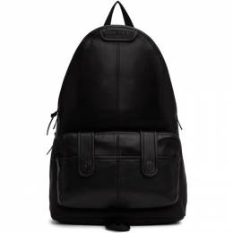Diesel Black Montekkio Backpack 201001M16610801GB