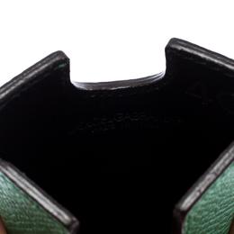 Dolce&Gabbana Green Leather iPhone 4 Case