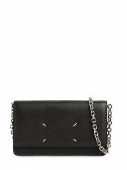 Leather Wallet Chain Maison Margiela 71IM6A023-VDgwMTM1