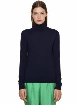 Cashmere Knit Turtleneck Sweater Ralph Lauren Collection 71IKOQ029-MDE50