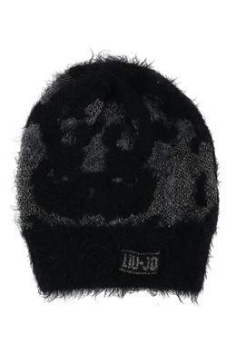 Черная шапка с люрексом Liu Jo 1776168264