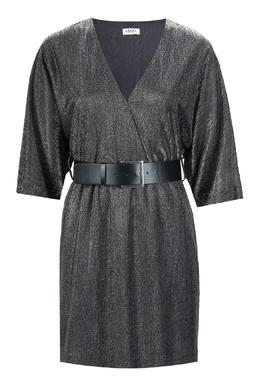 Платье из ткани с люрексом Liu Jo 1776168469