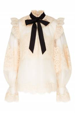 Блуза из кордового кружева Espionage Zimmermann 1411167422