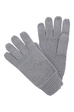 Вязаные перчатки с декором из стразов Liu Jo 1776168133