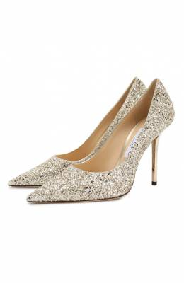 Туфли Love 100 Jimmy Choo L0VE 100/TIT