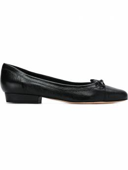 Sarah Chofakian leather ballerinas SAPATMARTINAJU1001