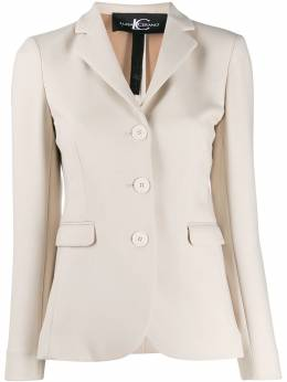 Luisa Cerano single-breasted fitted blazer 4180542378