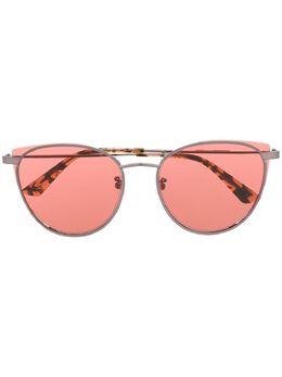 MCQ by Alexander McQueen солнцезащитные очки в оправе 'кошачий глаз' MQ0247SK