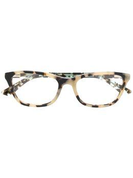 MCQ by Alexander McQueen очки в оправе черепаховой расцветки MQ0239OP