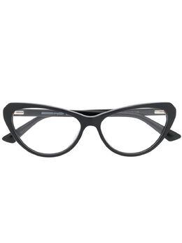 MCQ by Alexander McQueen очки в оправе 'кошачий глаз' MQ0237O
