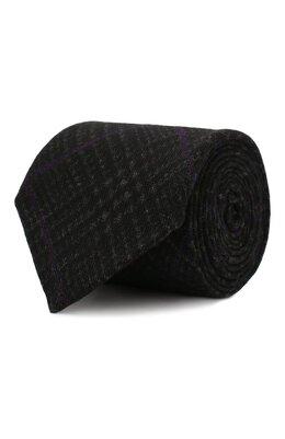 Шерстяной галстук Ralph Lauren 791773358