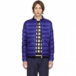 Moncler Blue Down Agay Jacket 201111M17800409GB
