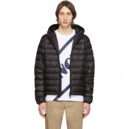 Moncler Black Down Rook Jacket 201111M17800106GB