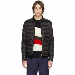 Moncler Black Down Agay Jacket 201111M17800508GB