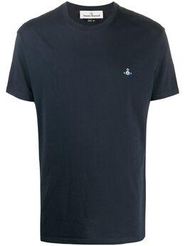 Vivienne Westwood футболка с круглым вырезом S25GC0459S22634