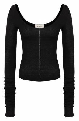 Пуловер из смеси вискозы и льна Lemaire W 194 KN407 LK077