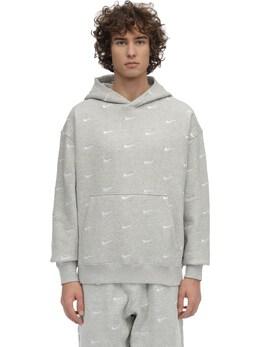 Nrg Swoosh Logo Sweatshirt Hoodie Nike 70IXTR034-MDUw0