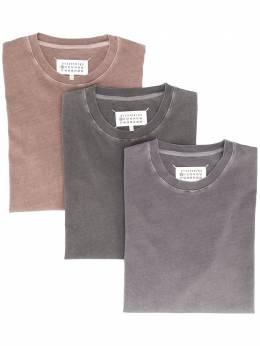 Maison Margiela комплект из трех футболок S50GC0608S23616