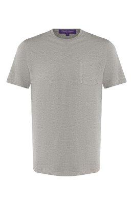 Хлопковая футболка Ralph Lauren 790769541