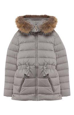 Пуховая куртка с капюшоном Tartine Et Chocolat TP42062/12A-14A